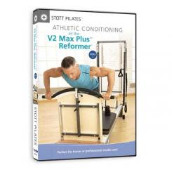STOTT PILATES DVD - Athletic Conditioning on V2 Max Plus Reformer, Level 2