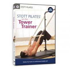 STOTT PILATES DVD - STOTT PILATES on the Tower Trainer (englisch)