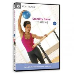 STOTT PILATES DVD - Stability Barre Training, Level 1