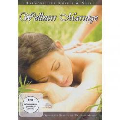 DVD Wellness Massage, Simon Busch