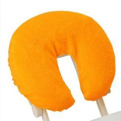Kopfstützbezug Frottee, Farbe nach Wahl honig