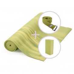 GANGES Set grün/gelb