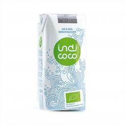 Bio-Kokoswasser - indi coco