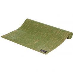 Tapis de yoga JUTE PRO vert olive