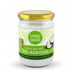 indi coco Coconut Oil · organic quality