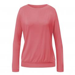 CURARE Long Sleeve Turtleneck, coral