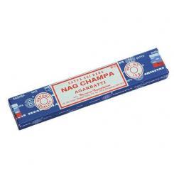 Bâtonnets d'encens Sai Baba Nag Champa 15 g