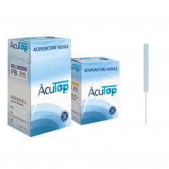 AcuTop Acupuncture Needles PB, 100 Pcs.
