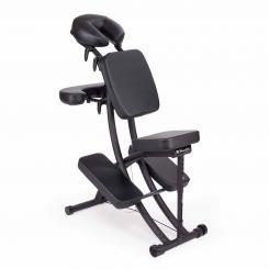 Chaise de massage Oakworks PAQUET PRO TT Charbon