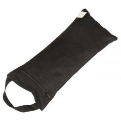 Yoga sandbag with zipper
