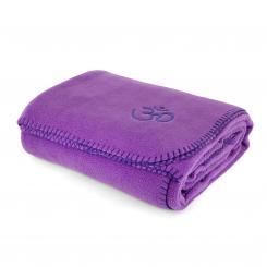 Couverture de yoga ASANA violet