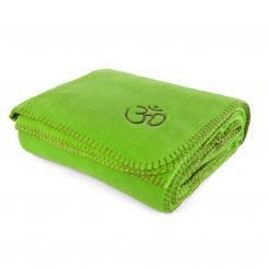 Couverture de yoga ASANA vert pomme