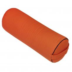 Yoga BOLSTER CLASSIC terracotta | kapok