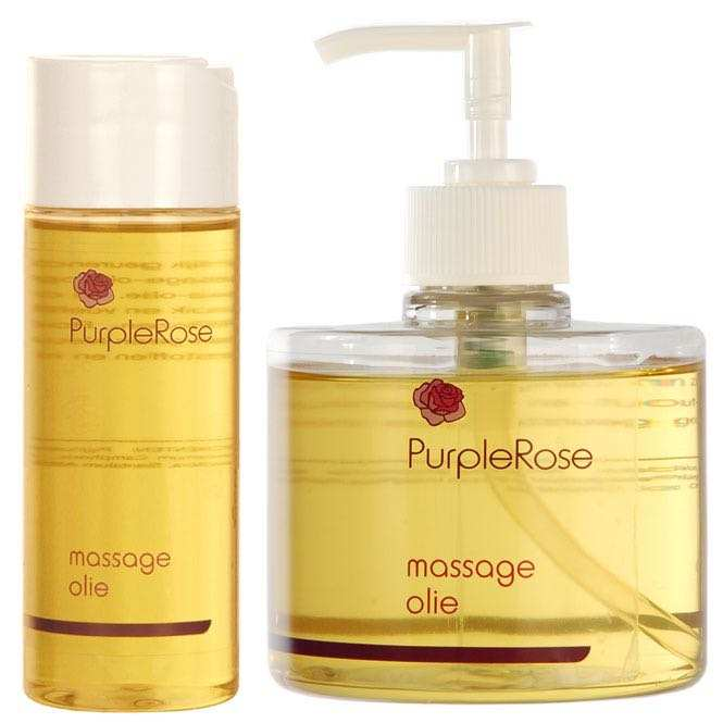 Purple Rose massage oil