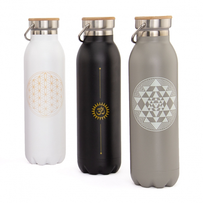 Bouteille isotherme Bodhi, 600 ml, inox