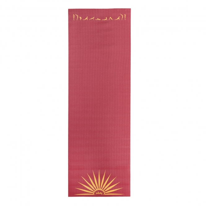 Design yoga mat SUN SALUTATION, The Leela Collection