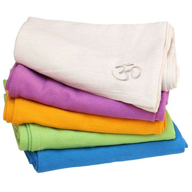 Yoga blanket SHAVASANA, cotton