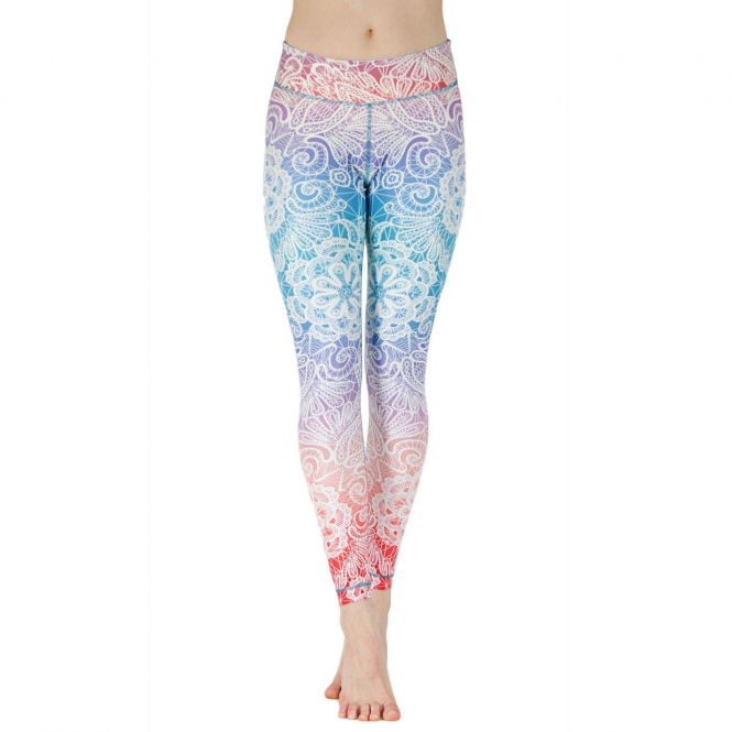 Niyama Leggings Yogahose Sweet Summer Child