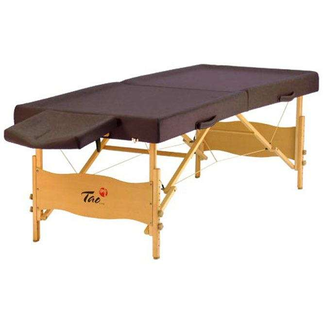 Massage table TAOline AYURVEDA chocolate