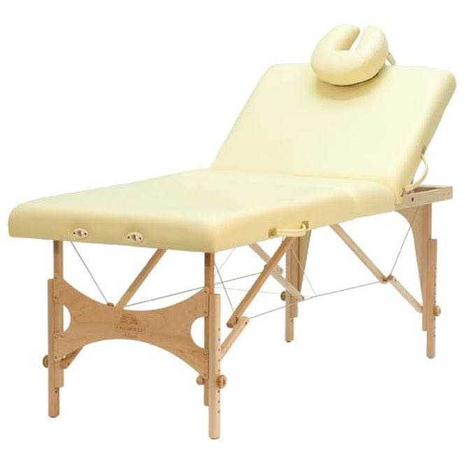 Massage table Oakworks BACKREST  Package