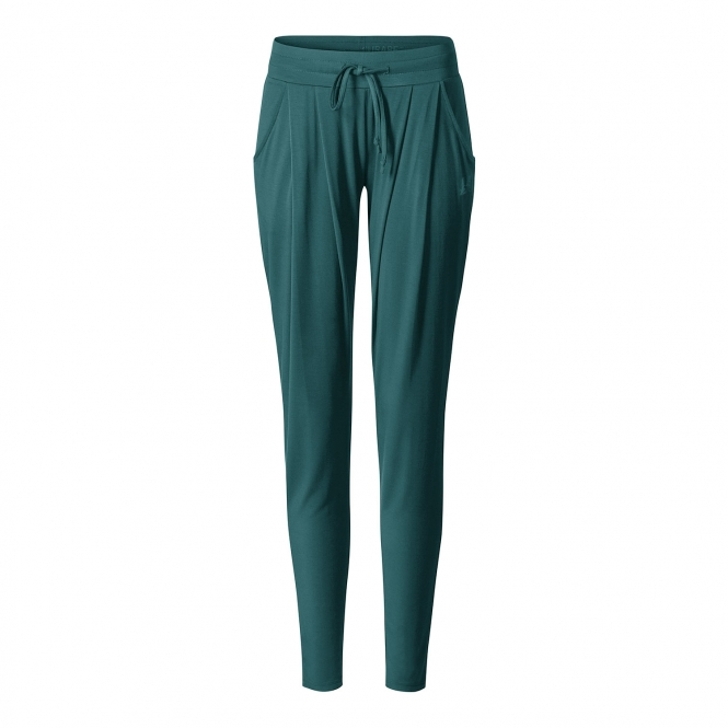CURARE long pants pockets, petrol