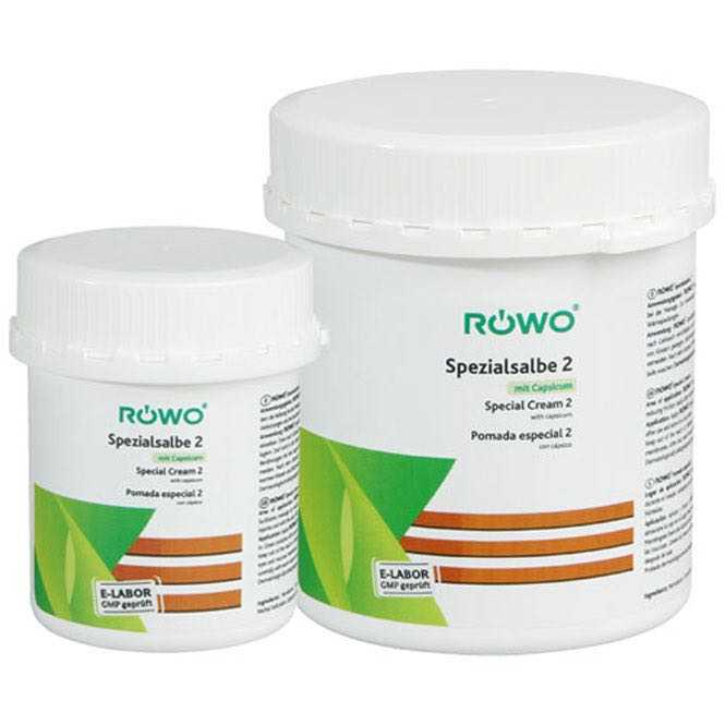 roewo® Massage Balm 2 · Warming