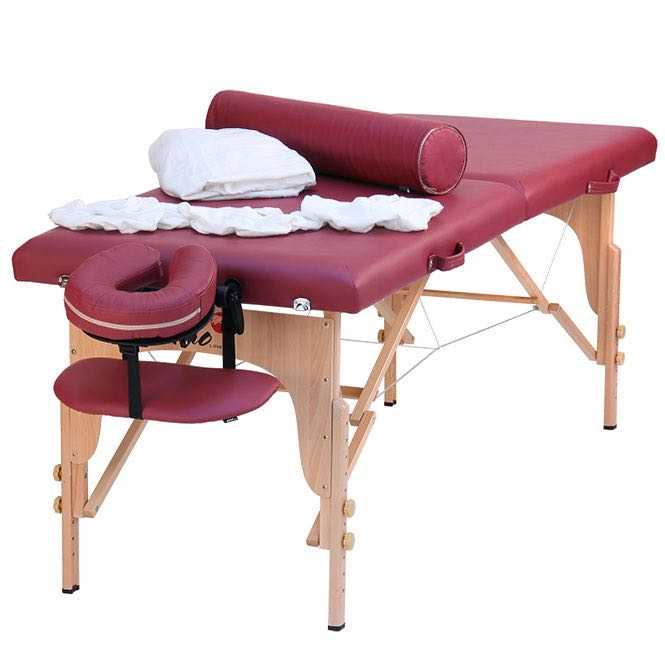 Massage table TAOline RELAX PLUS II PACKAGE