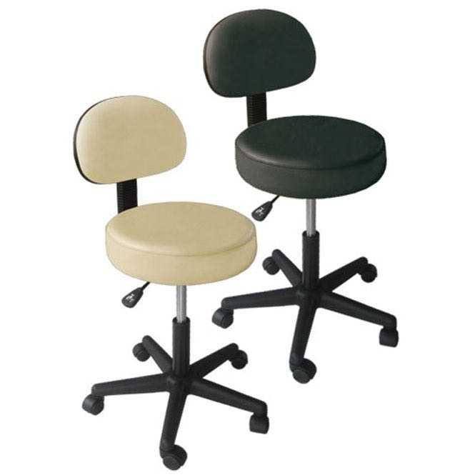 Swivel Stool TAOline with castors