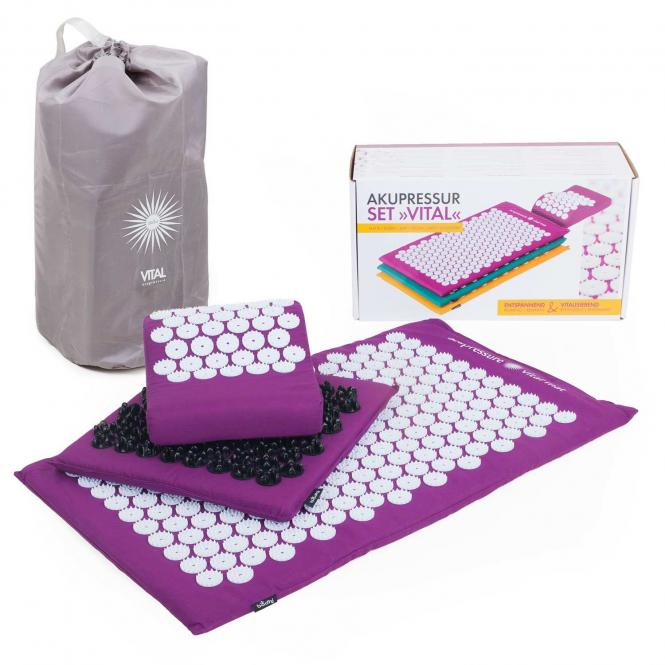 Acupressure set VITAL DELUXE soft