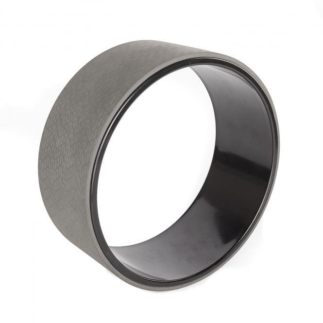 Yoga Wheel SAMSARA schwarz/grau
