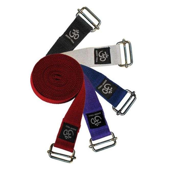 Yoga-Gurt ASANA BELT PRO, 3m x 38mm, metall