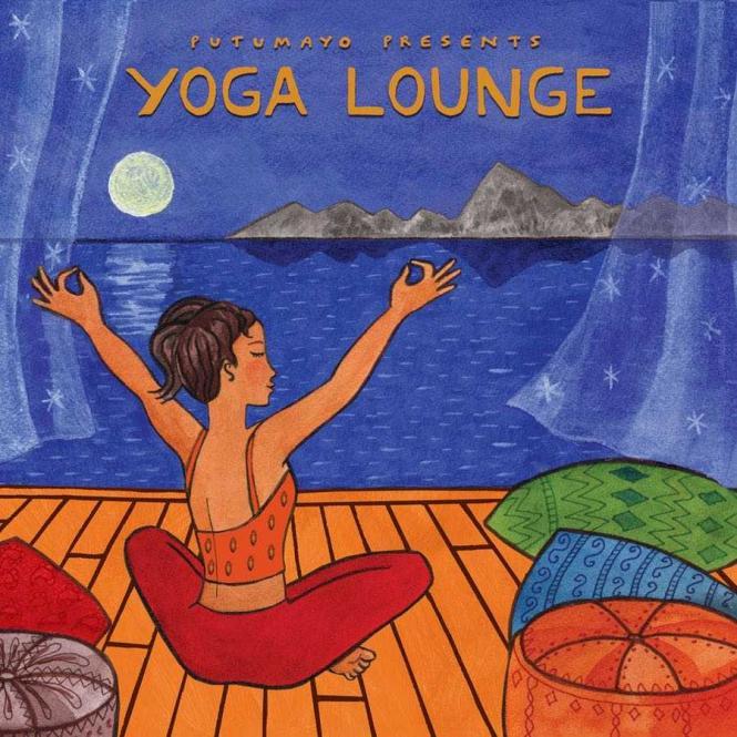 CD Putumayo Yoga Lounge
