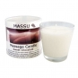 Massage candle in glass pot, 75 g Sweet Chocolate, 75g