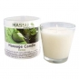 Massage candle in glass pot, 75 g Aromatherapy Detox, 75g