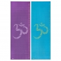 Tapis de yoga design OM/MANTRA, The Leela Collection