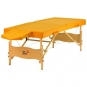 Massage table TAOline AYURVEDA golden yellow