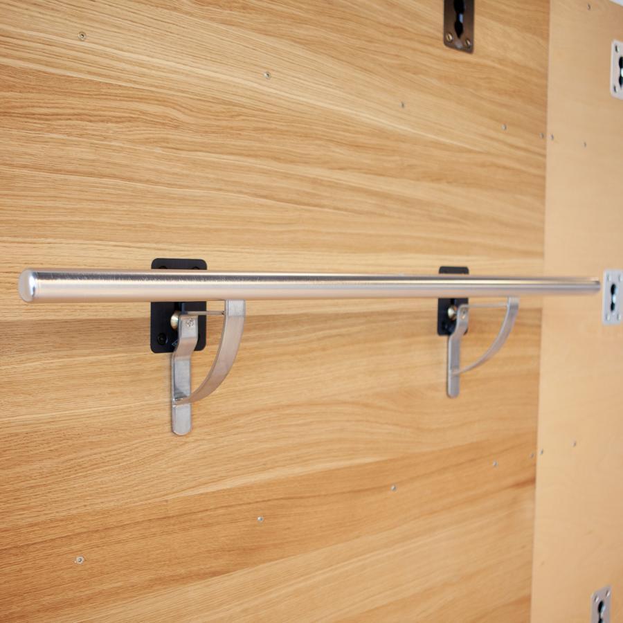 Yoga Wall - Barre transversale à suspendre 96 cm