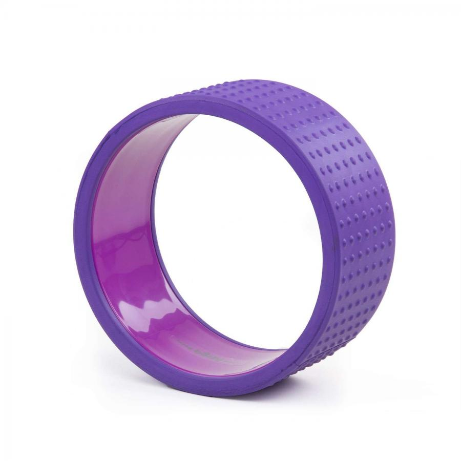 Yoga Wheel SAMSARA Premium purple