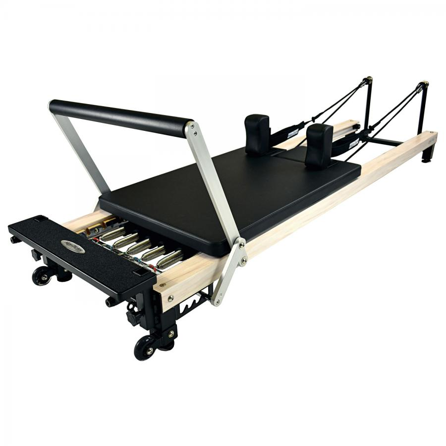 Align Pilates C2 Pro Reformer - WOOD EFFECT