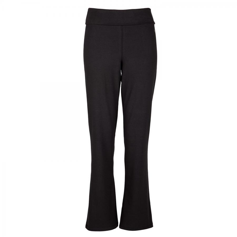 Yamadhi Yoga Jazzpants, Bio-Baumwolle, Schwarz