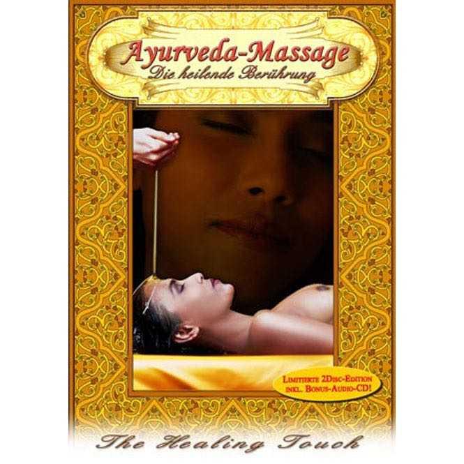 DVD & CD Ayurveda Massage, Simon Busch & Dirk Liesenfeld