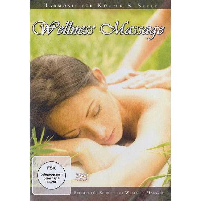 DVD Wellness Massage, Simon Busch