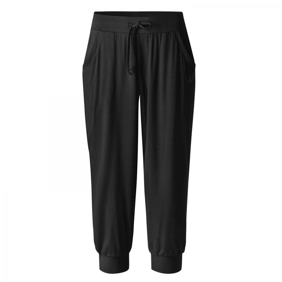 CURARE Capri Pants Relaxed, black