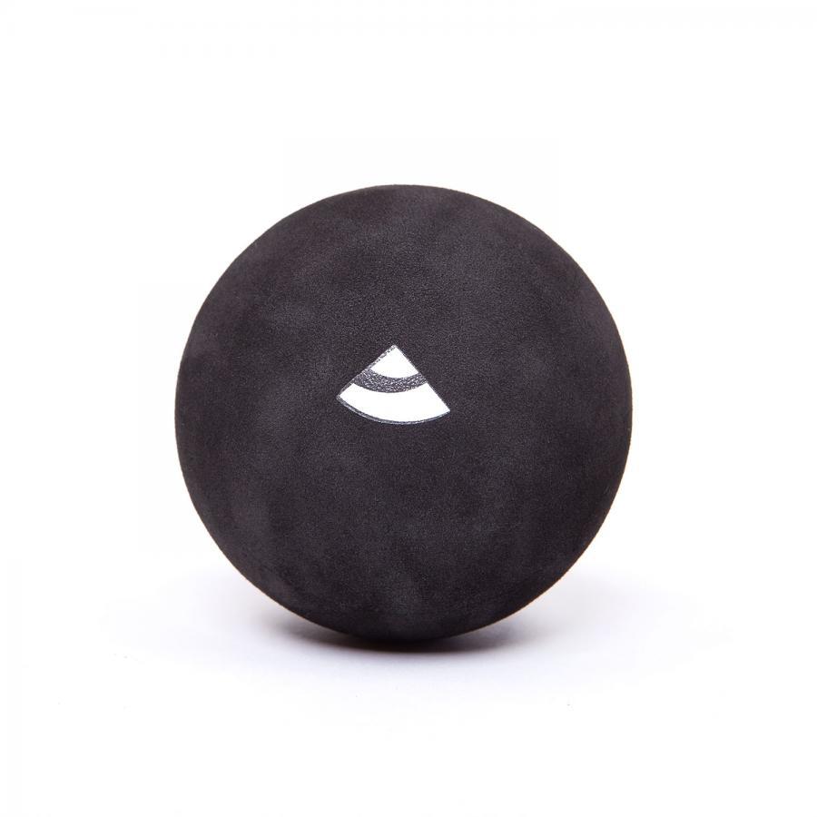 Faszien-Massage-Ball EVA, schwarz