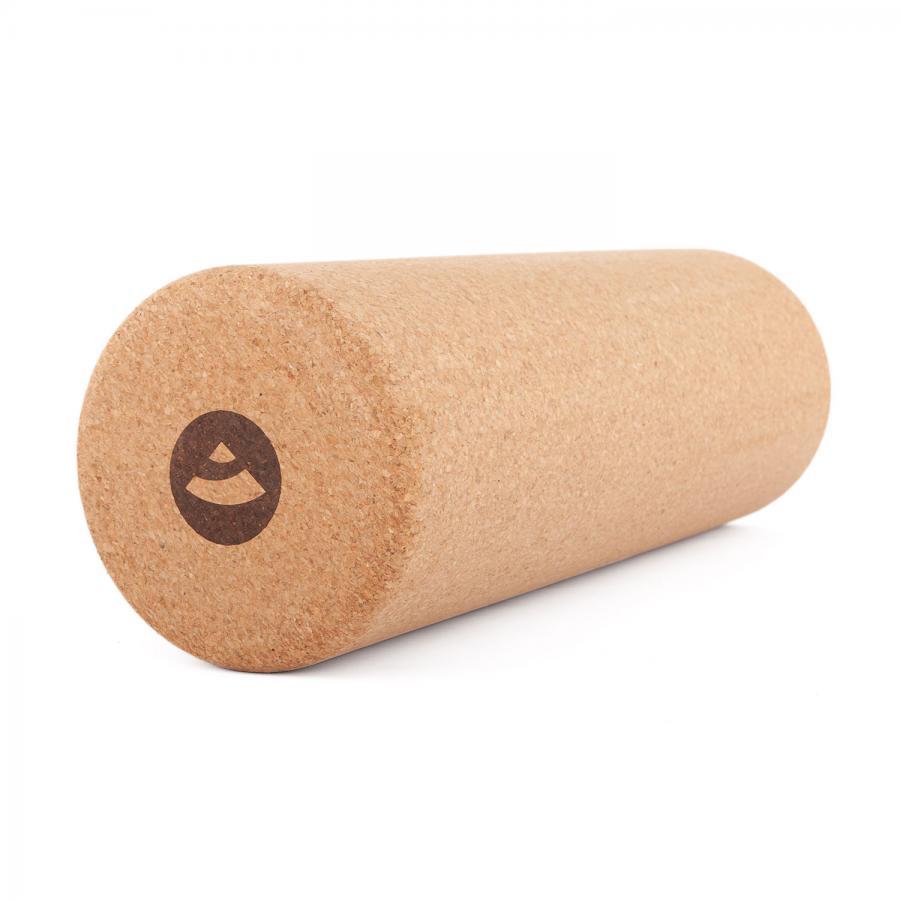 Cork fascia massage roll