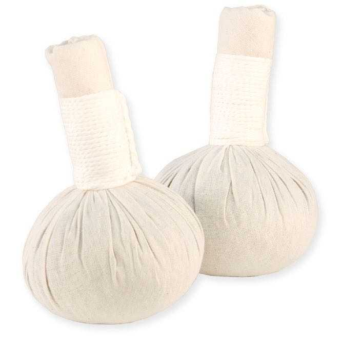 10 sachets (à 2 p.) tampons épicés de massage WellTouch corporel 150 g