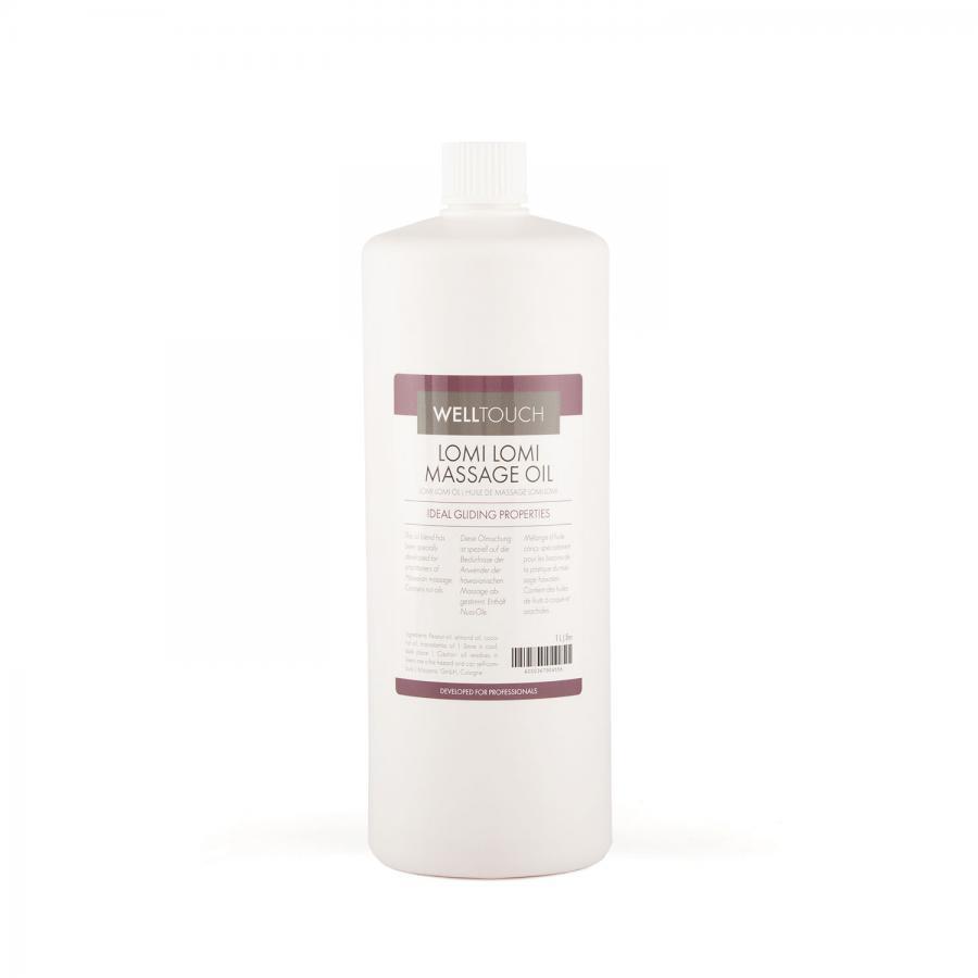 Lomi-Lomi Massageöl, WellTouch 1 Liter