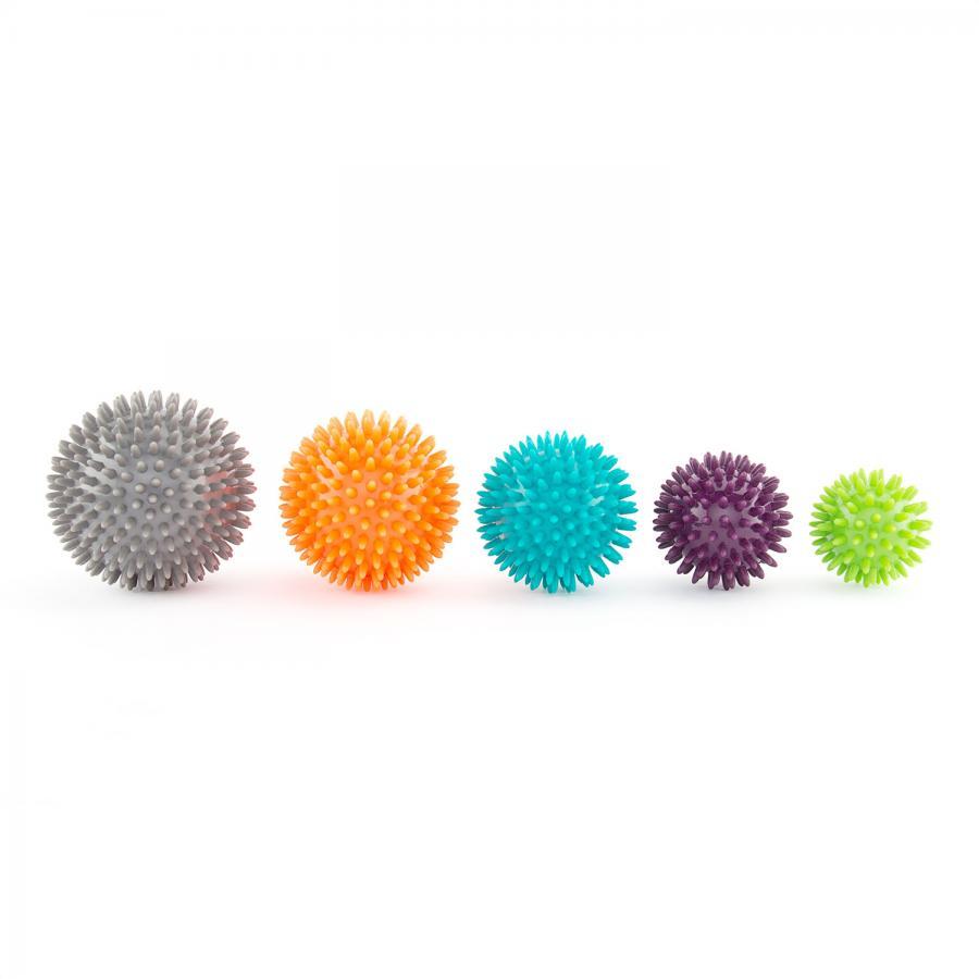 Balles de massage à picots