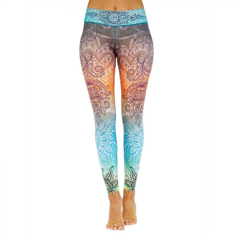 Niyama Leggings Yoga Hose Summer Love