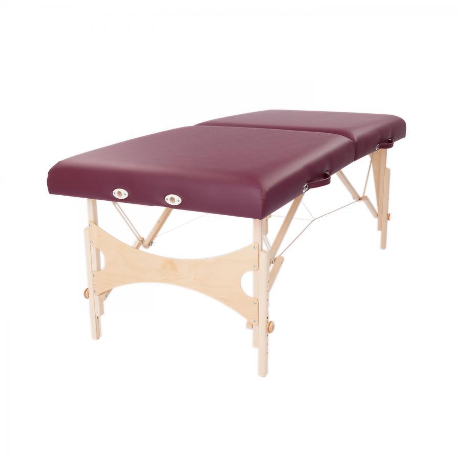 Table de massage Oakworks NOVA Paquet Pro